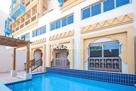 3 Bedroom Townhouse for Rent in Palm Jumeirah, Dubai - Brand New | Monthly Payment | 175k After Discounts