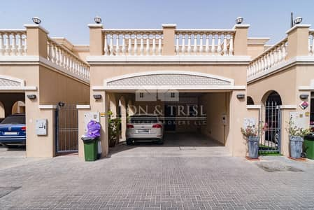 2 Bedroom Townhouse for Sale in Jumeirah Village Triangle (JVT), Dubai - Upgraded W. Extra Bedroom I Rented I Good Location
