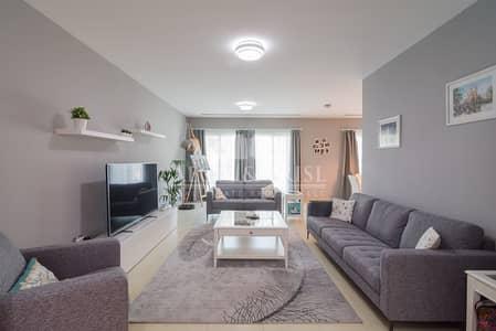تاون هاوس 2 غرفة نوم للبيع في مثلث قرية الجميرا (JVT)، دبي - Upgraded W. Extra Bedroom I Rented I Good Location