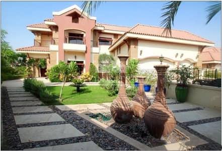 فیلا 5 غرفة نوم للبيع في جزر جميرا، دبي - Massive Mansion I 5 bedroom I Lake View I Vacant