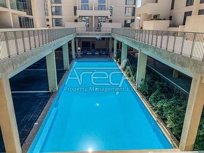 فیلا 6 غرفة نوم للبيع في شاطئ الراحة، أبوظبي -  Deluxe 6 Bed Podium Villa in Al Zeina with a Private Pool