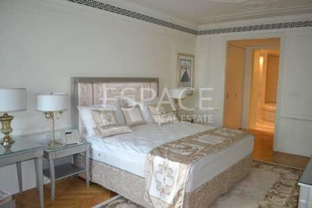 شقة 2 غرفة نوم للايجار في القرية التراثية، دبي - Pool Views - Fully Furnished - Vacant