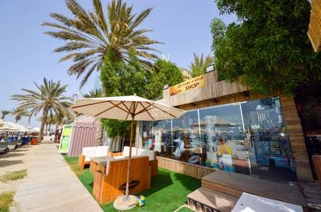 Shop for Sale in Jumeirah Beach Residence (JBR), Dubai - Investment Hotspot   Beach-side Shop   Higher Profits