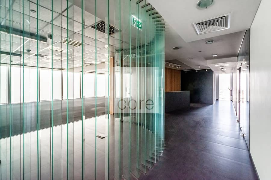 2 Fitted with Glass Partitions | Full Floor