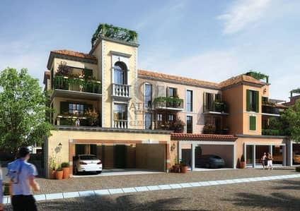 فیلا 3 غرف نوم للبيع في جميرا، دبي - Live like in Miami|Excellent See Townhouses|Heart of Jumeirah|