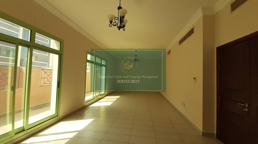 2 Ground Floor 3 Beds with Terrace/Parking/Maid Room