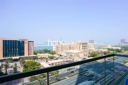 3 Bedroom Flat for Sale in Dubai Marina, Dubai - Full Sea and Palm view | 3 bed | Ocean Heights