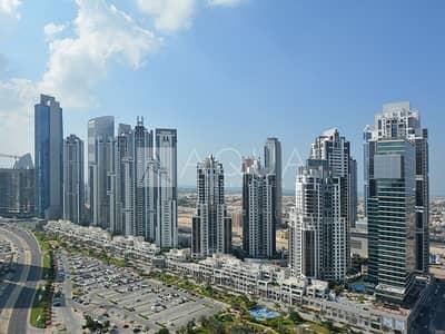 شقة 3 غرفة نوم للبيع في الخليج التجاري، دبي - Lowest 3 + M + storage Tower G Furnished