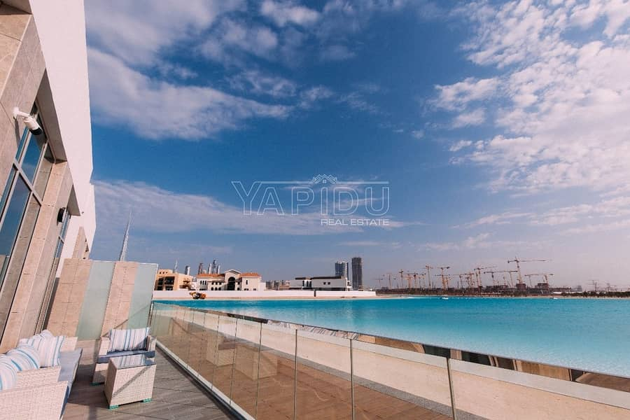 10 Very Exclusive Waterfronf Lifestyle Development