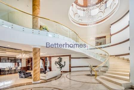 فیلا 6 غرفة نوم للبيع في تلال الإمارات، دبي - Full Lake View| Furnished |One of  Kind|