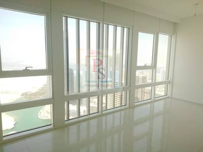 3 Bedroom Flat for Rent in Al Reem Island, Abu Dhabi - Brand New 3 BR With Maid room  At Lowest Price