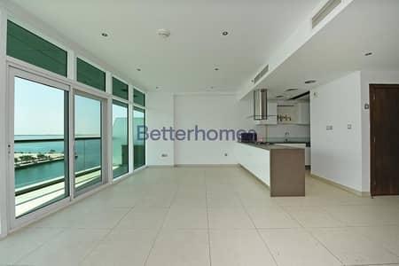 1 Bedroom Apartment for Rent in Al Raha Beach, Abu Dhabi - Stunning Sea View One Bedroom in Al Bandar