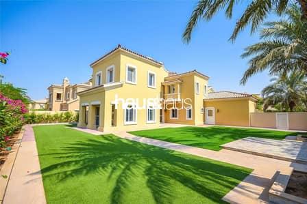 فیلا 3 غرفة نوم للايجار في المرابع العربية، دبي - Amazing Location | Type A1 | Maids | Landscaped