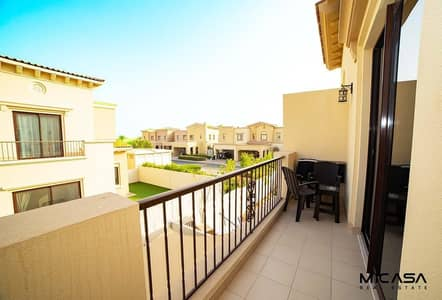 4 Bedroom Villa for Rent in Reem, Dubai - Immaculate condition |Landscape garden | Type 2E