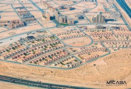 ارض سكنية  للبيع في قرية جميرا الدائرية، دبي - Freehold G+2