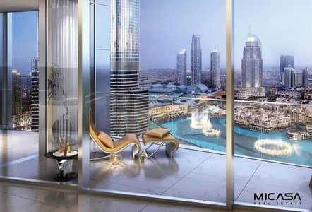 4 Bedroom Apartment for Sale in Downtown Dubai, Dubai - Spectacular 4 bedroom flat in Downtown