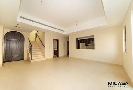 3 Bedroom Villa for Rent in Reem, Dubai - Type 3M |Close to Pool and Park | 3BR + Study