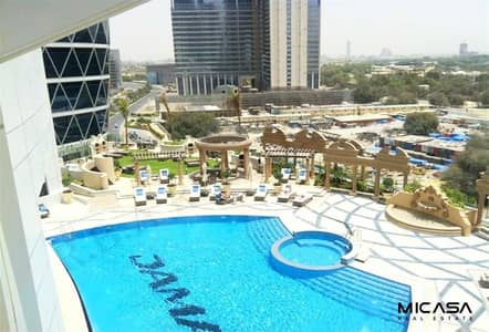 2 Bedroom Apartment for Rent in DIFC, Dubai - Modern Multi-building complex