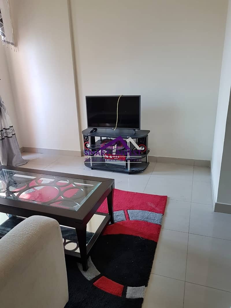 Fully furnished 1BR for rent in Dubai Marina