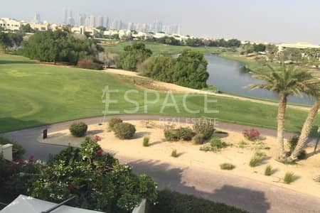 3 Bedroom Villa for Rent in Emirates Hills, Dubai - Emirates Hills - Fully Upgraded - 3 Bedroom