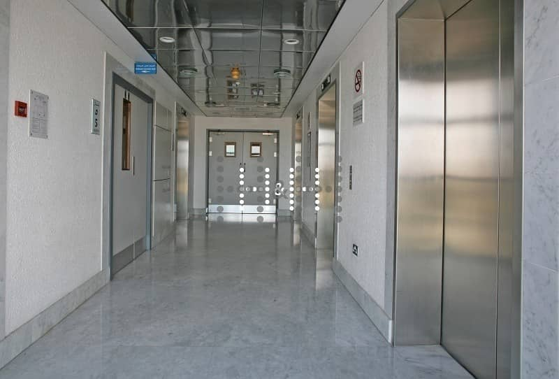 Free DEWA and Chiller Fitted office near Emirates Tower Metro