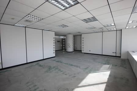 Office for Rent in Sheikh Zayed Road, Dubai - Full Floor Office for rent in SZR with 20 parking space