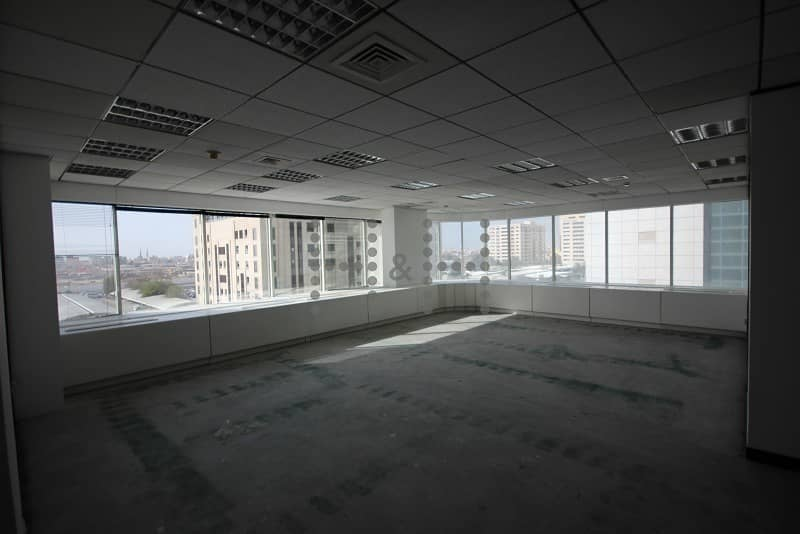 2 Full Floor Office for rent in SZR with 20 parking space