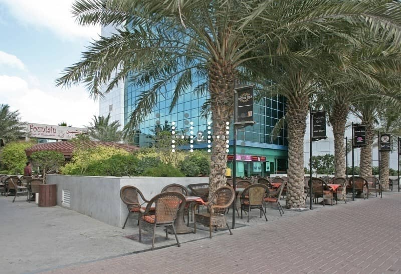 14 Full Floor Office for rent in SZR with 20 parking space