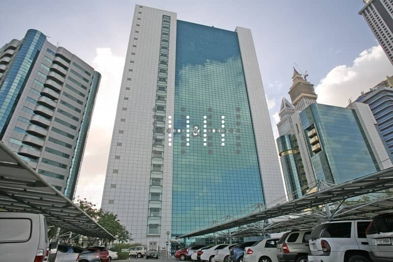 Free DEWA  Chiller Fitted office -SZR Road