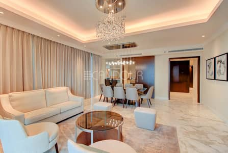 3 Bedroom Flat for Rent in Downtown Dubai, Dubai - Luxurious | Sky Collection | Stunning Views