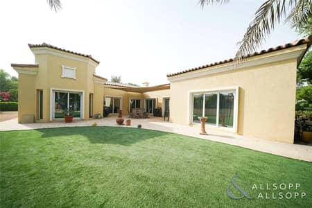 4 Bedroom Villa for Sale in Green Community, Dubai - Show Home Condition | Corner Unit | 4BR