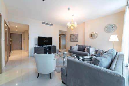2 Bedroom Apartment for Rent in Downtown Dubai, Dubai - Downtown | Stunning Apartment with Full Fountain View