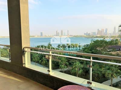 3 Bedroom Apartment for Sale in Palm Jumeirah, Dubai - Vacant | Full Sea View