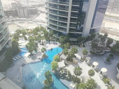 2 Bedroom Flat for Rent in Business Bay, Dubai - Exclusive Fully Furnished Brand New 2 BHK
