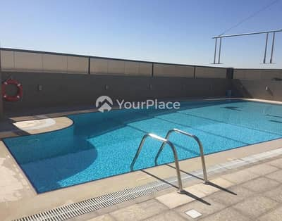Studio for Rent in Dubai Sports City, Dubai - Fully Furnished With Balcony - 12 Cheques Accepted