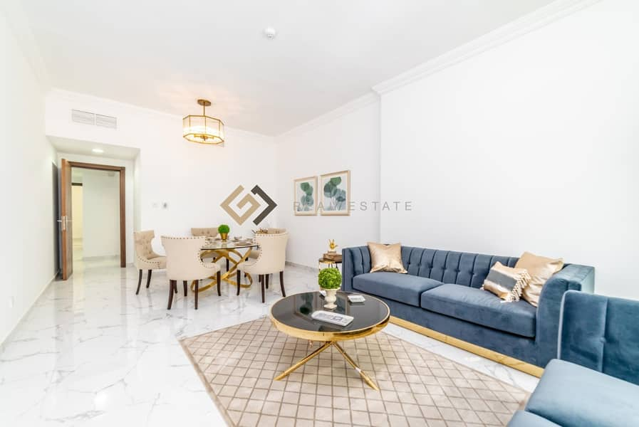 Two-Bedroom  Apartment in Downtown Ajman Oasis Tower 2