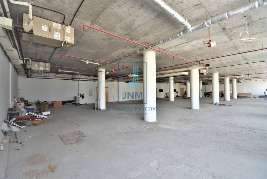 12 Shell and Core Commercial Space in Red Diamond