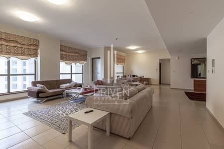 Vacant 4 Bedroom Apt in a Prime Location
