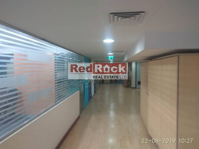 2 Full Floor || Fully Fitted Showroom || Vacant for move-in