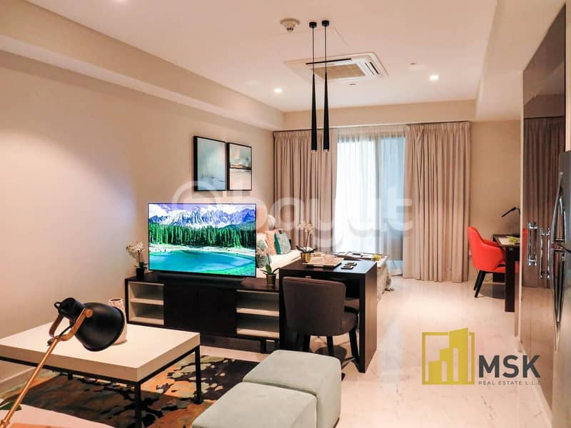 Affordable l Furnished Studio Apartment l  MAG EYE