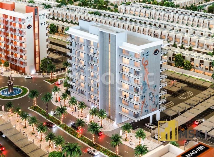 10 Affordable l Furnished Studio Apartment l  MAG EYE