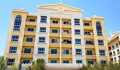 1 Bedroom Flat for Sale in International City, Dubai - ONE BEDROOM WITH BALCONY   1 COVERED PARKING   AL JAWZA