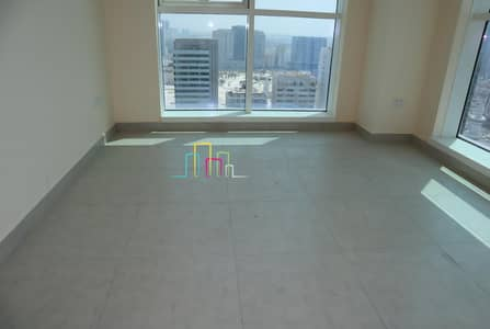3 Bedroom Flat for Rent in Al Khalidiyah, Abu Dhabi - Brand New!!! 3 BR with MR Basement Parking And Sea View