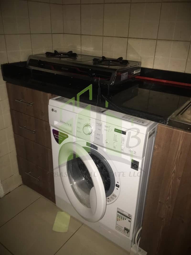 2 Washing Machine Front load