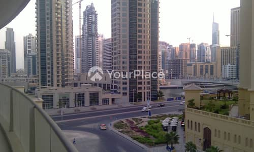 2 Bedroom Flat for Rent in Dubai Marina, Dubai - Luxurious 2 Bedroom - Kitchen Equipped