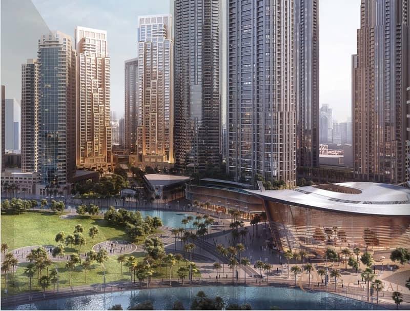 2 LUXURY LIVING IN DUBAI DOWNTOWN