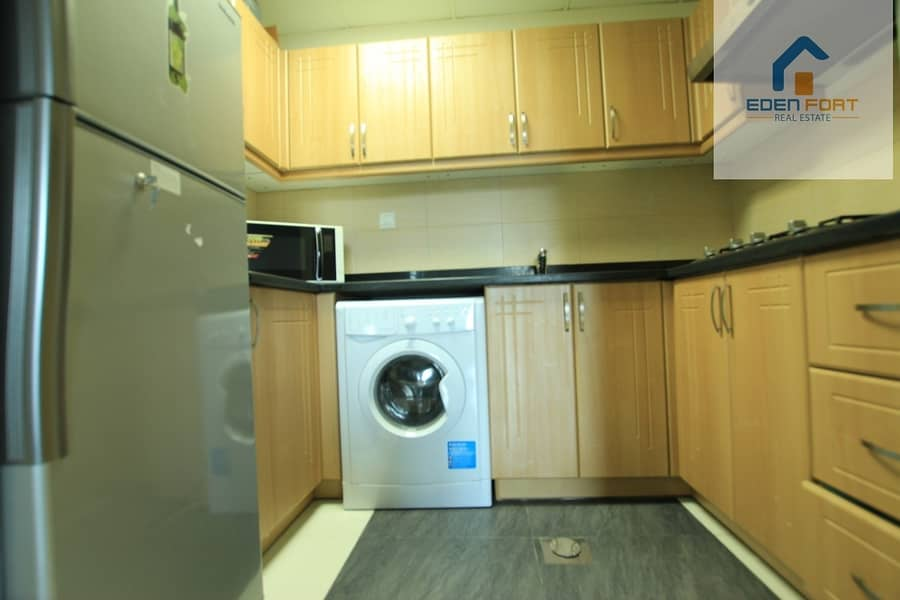 2 Well maintained fully furnished one bedroom  flat for Sale