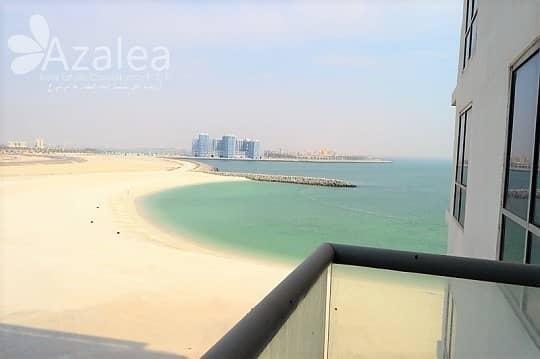 شقة في باسيفيك جزيرة المرجان 1 غرف 350000 درهم - 4321730