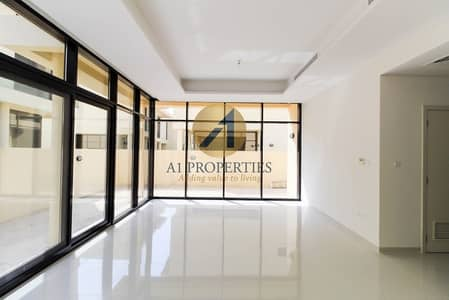 3 Bedroom Townhouse for Rent in DAMAC Hills (Akoya by DAMAC), Dubai - Brand New Corner Unit 3BR + Maid Townhouse