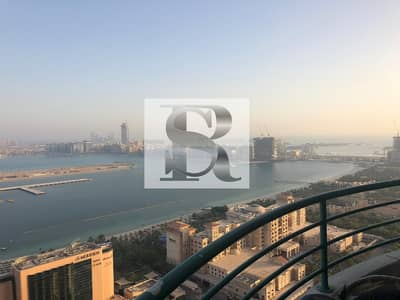 3 Bedroom Apartment for Rent in Dubai Marina, Dubai - 3BR | Full Sea View | Spacious | Chiller Free | Furnished
